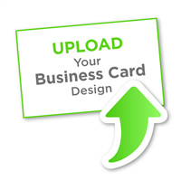Upload Your Business Card
