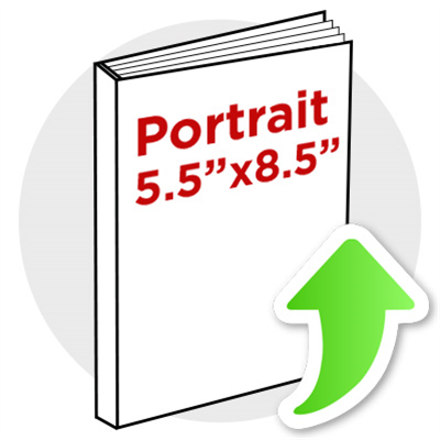 "5.5""x8.5"" Portrait Perfect Bind"