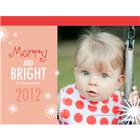 Merry & Bright A2 Flat