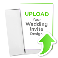 Upload Your Wedding Invite