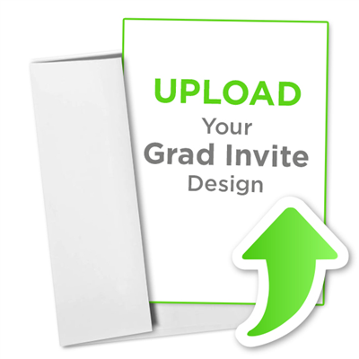 Upload Your Grad Invite